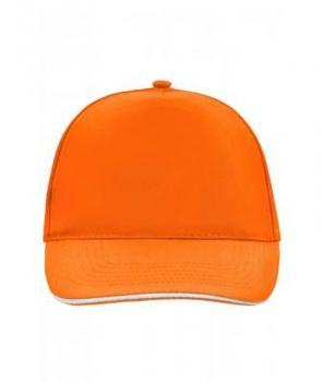 Sandwich-Cap - orange