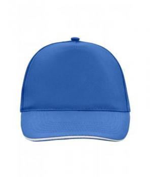 Sandwich-Cap - blau