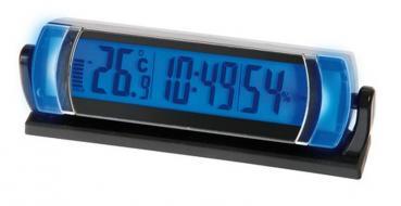 Seyio HC-100, Multifunktions-Uhr - 12/24V