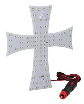 Led Cross 24V - Weiß